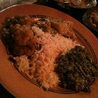 Photo taken at Anarkali Indian Restaurant by Pamela N. on 5/4/2013