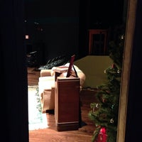 Photo taken at Don Gibson Theatre by Jenny D. on 12/20/2013