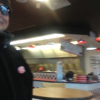 Photo taken at Five Guys by Joey B. on 3/6/2013