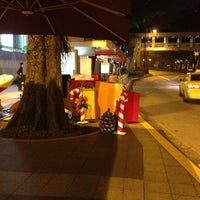 Photo taken at Bus Stop 09212 (Royal Plaza on Scotts) by M M. on 12/30/2013