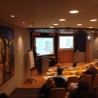 Photo taken at Bjørvika Konferansesenter by Knut-Arne F. on 4/2/2014