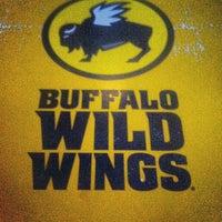 Photo taken at Buffalo Wild Wings by Joe M. on 12/17/2012