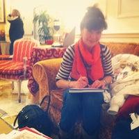 Photo taken at Hotel Condotti by Sergey K. on 11/25/2012