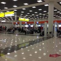 Photo taken at Terminal E by Daria K. on 4/19/2013