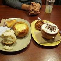 Photo taken at Panera Bread by John G. on 12/20/2012