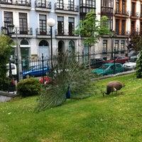 Photo taken at Jefatura Superior de Policía by Manu D. on 5/13/2012