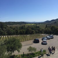 Photo taken at Sbragia Family Vineyards by Andrew D. on 3/7/2015