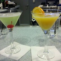 Photo taken at Grey Goose Martini Lounge by Laura B. on 4/5/2012