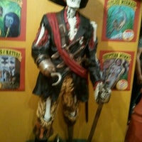 Photo taken at Museum Of The Weird by Joyce W. on 10/27/2012