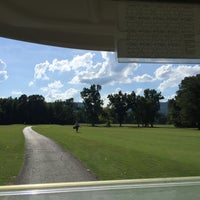 Photo taken at Moccasin Bend Golf Course by Phil D. on 7/11/2016