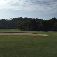 Photo taken at Moccasin Bend Golf Course by Phil D. on 6/23/2015
