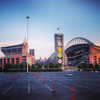 Photo taken at CenturyLink Field by Gabe R. on 6/15/2013