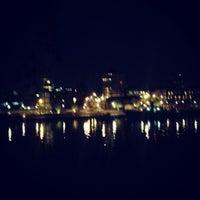 Photo taken at Hostal del Muelle by Yohan B. on 5/31/2014