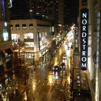 Photo taken at Nordstrom Downtown Seattle by Vincent N. on 12/1/2012