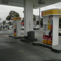 Photo taken at Shell by Joe Y. on 4/24/2013