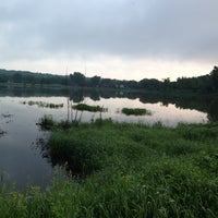 Photo taken at Stricker's Pond Park by Janet S. on 6/1/2013