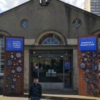 Photo taken at London Museum of Water & Steam by Sandy W. on 3/25/2016