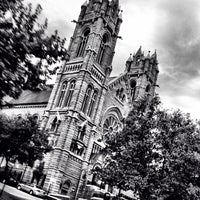 Photo taken at Cathedral of the Madeleine by Joe P. on 5/27/2013
