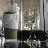 Photo taken at Café Amazon by Avenue A. on 5/31/2013
