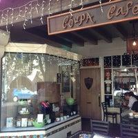 Photo taken at Coupa Café by Misha B. on 5/17/2013
