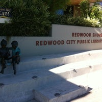 Photo taken at Redwood Shores Branch Library by Denis K. on 10/18/2012