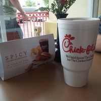 Photo taken at Chick-fil-A Celebration by Luis G. on 4/13/2013