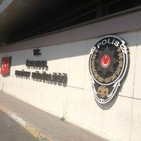 Photo taken at İstanbul Emniyet Müdürlüğü by Anna P. on 8/28/2013