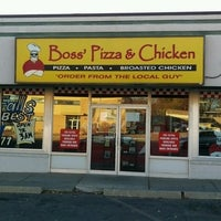 Photo taken at Boss' Pizza & Chicken by Yext Y. on 6/29/2016