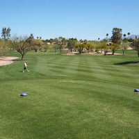 Photo taken at Silverado Golf Course by Yext Y. on 9/28/2016