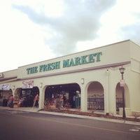 Photo taken at The Fresh Market by Akihiko S. on 12/21/2013