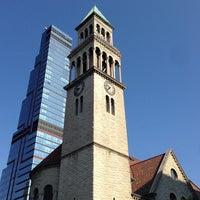 Photo taken at St. Michael's Church by Matthew🗽 on 9/8/2013