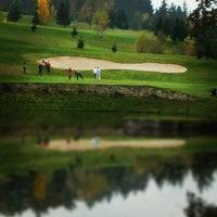 Photo taken at Konopiště Golf Resort by GMKcz H. on 10/22/2012