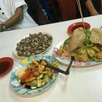 Photo taken at D'Cherang Restoran by afiff a. on 6/30/2016