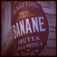 Photo taken at Piazza Garibaldi by Michele Stefano B. on 3/20/2013