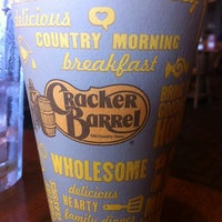 Photo taken at Cracker Barrel Old Country Store by Kristen ♠♥ M. on 12/7/2012