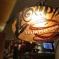Photo taken at Zoup! by Ron A. on 12/10/2012