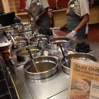 Photo taken at Zoup! by Ron A. on 11/28/2012
