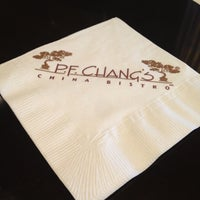 Photo taken at P.F. Chang's Asian Restaurant by Elizabeth T. on 10/1/2012