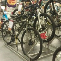 Photo taken at Halfords by Bernie M. on 11/9/2012