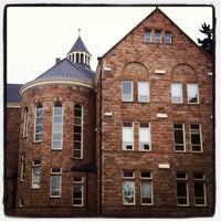 Photo taken at Daniels College of Business by Michael M. on 1/24/2013