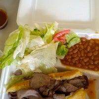 Photo taken at Thousand Oaks Meat Locker by Michael R. on 3/27/2013