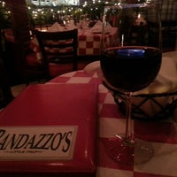Photo taken at Randazzo's Little Italy by Gloria R. on 10/31/2012