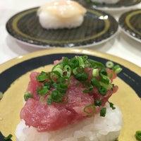 Photo taken at はま寿司 つくば小野崎店 by PiLoMETAL on 6/15/2016