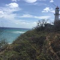 Photo taken at Diamond Head Lighthouse by Michael B. on 6/18/2016