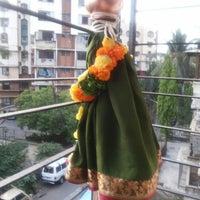 Photo taken at Old Nagardas Road by Ankita S. on 4/11/2013