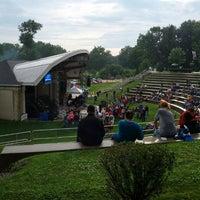 Photo taken at Warren Community Amphitheatre by Wendy M. on 8/2/2014