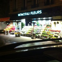 Photo taken at Monceau Fleurs Malesherbes by Alexandre F. on 1/19/2013