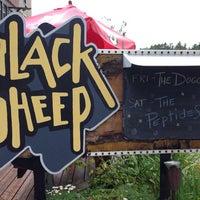 Photo taken at Black Sheep Inn by Dale W. on 9/13/2014