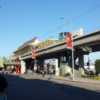 Photo taken at Metro Gold Line - Chinatown Station by Steve D. on 12/29/2013