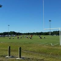 Photo taken at Brushy Creek Sports Park by Steve D. on 9/29/2016